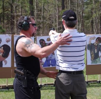 Zombie Survival Camp Firearms Training